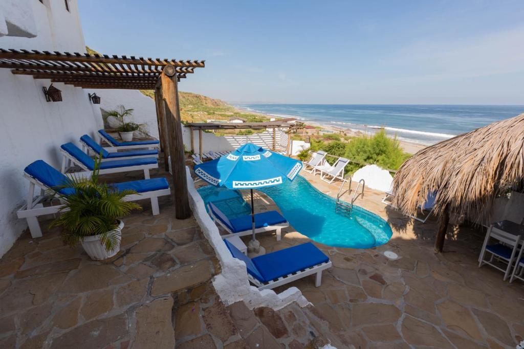 Hotel Smiling Crab, Canoas de Punta Sal – Precios ...