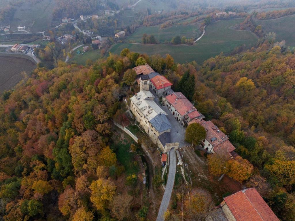 Vakantiehuis Castello di Brandola (Italië Polinago ...