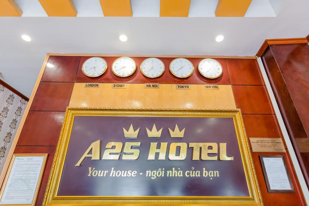 A25 Hotel - Giang Vo