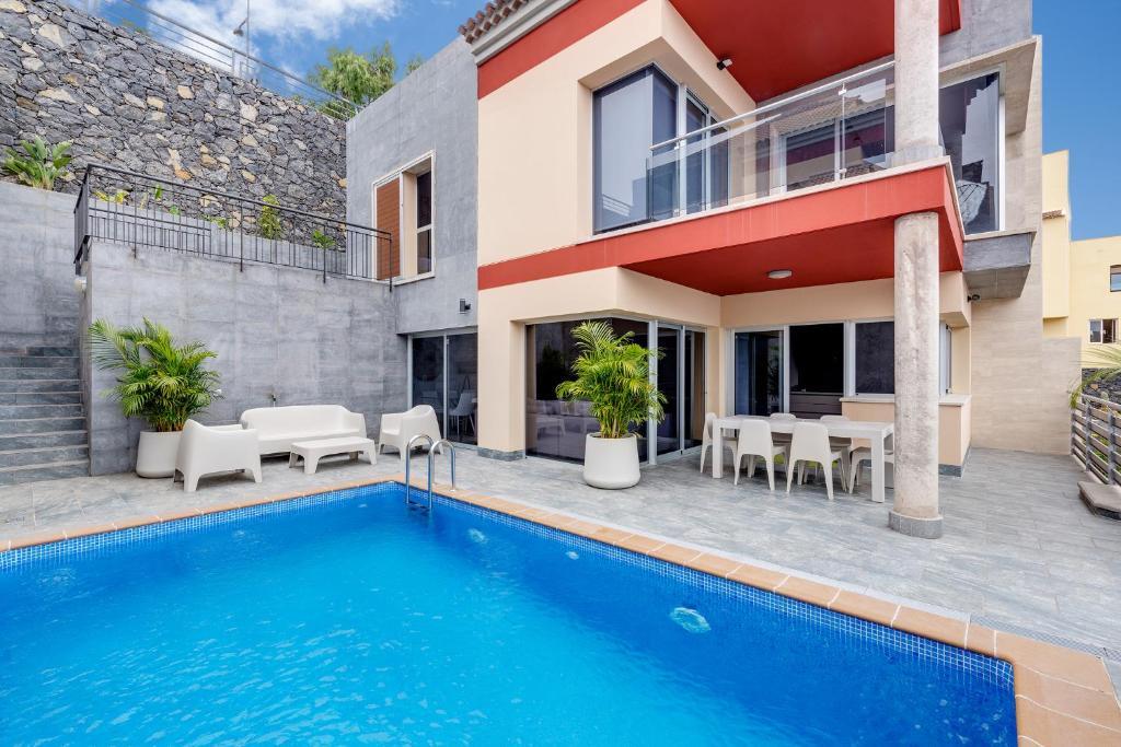 Villa Los Corales (Without Noise) Premium Quality, Santa ...