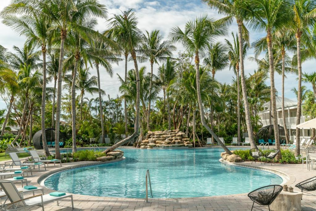 The swimming pool at or near Havana Cabana at Key West