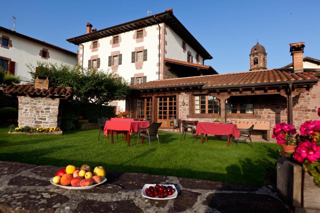 Casa de campo Casa Zigako Etxezuria (España Ziga) - Booking.com