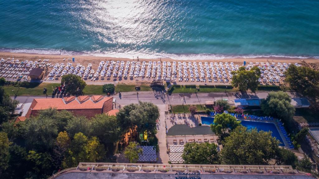 A bird's-eye view of Kaliakra Palace Hotel - All inclusive