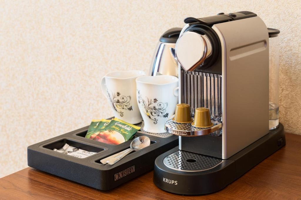 Принадлежности для чая и кофе в Камергерский