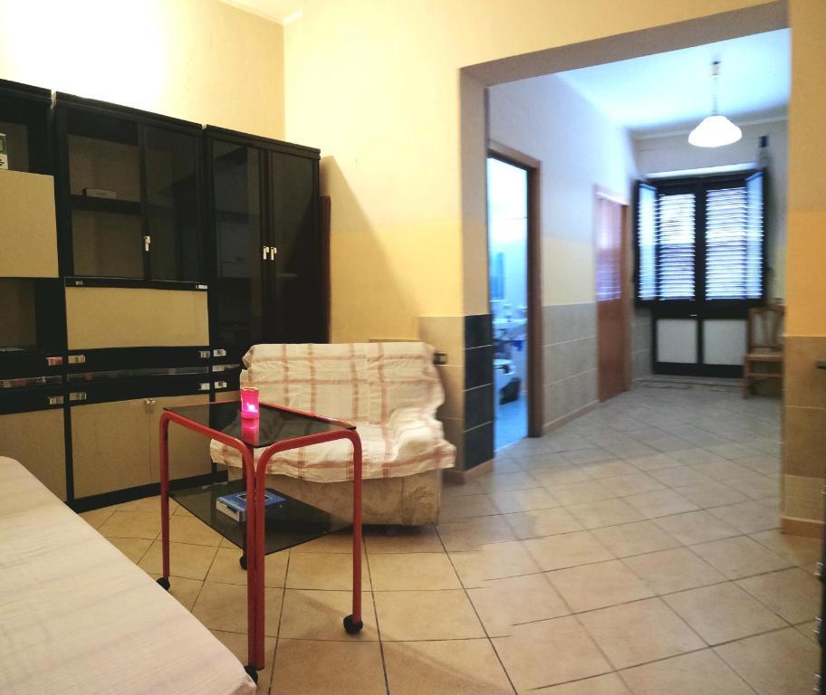 A cozinha ou cozinha compacta de Via Giovanni Travaglia, FREE SPACE