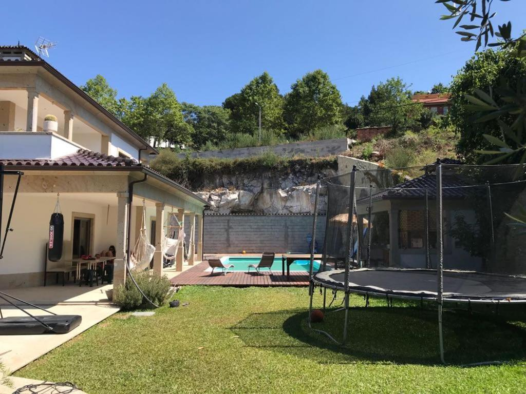 The swimming pool at or near Maison vacances