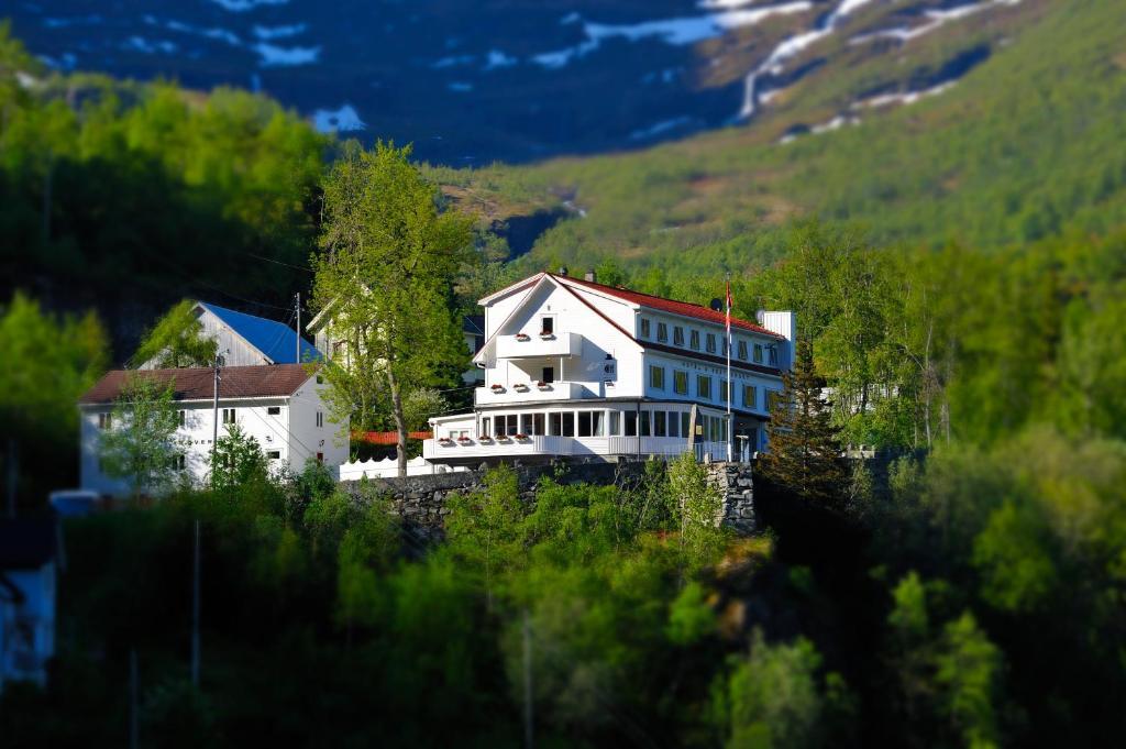 Hotel Utsikten By Classic Norway Geiranger Norway