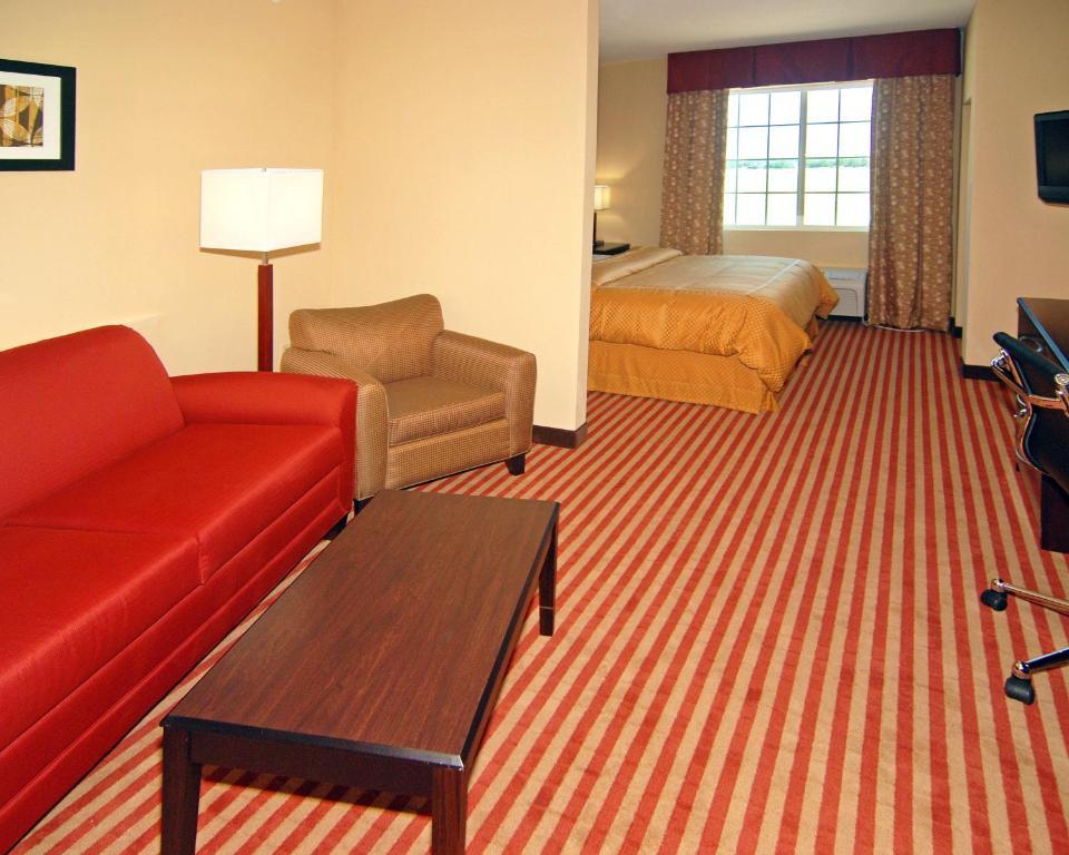 Quality Suites Bridgeport