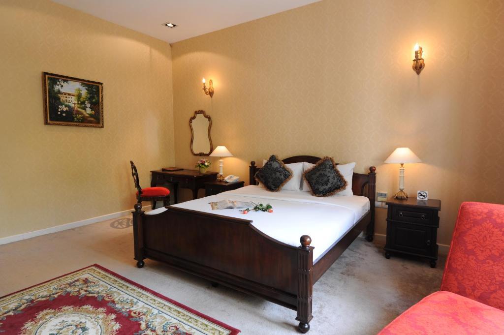 Junior Suite Giường đôi hoặc 2 Giường đơn