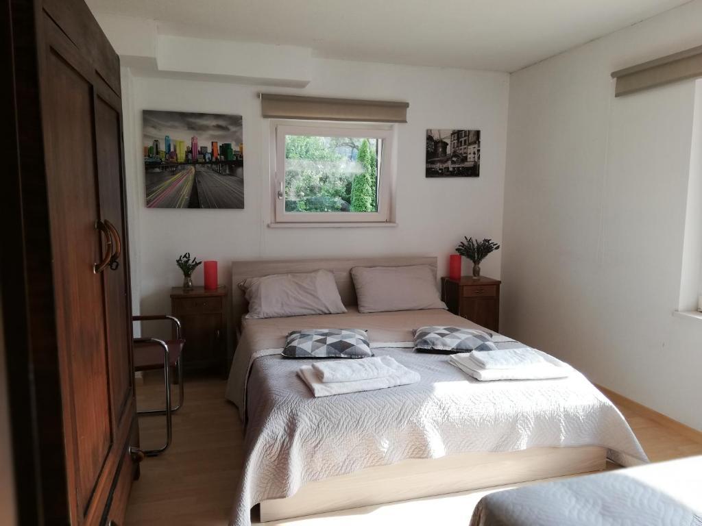 Letto o letti in una camera di Bed and Breakfast 335