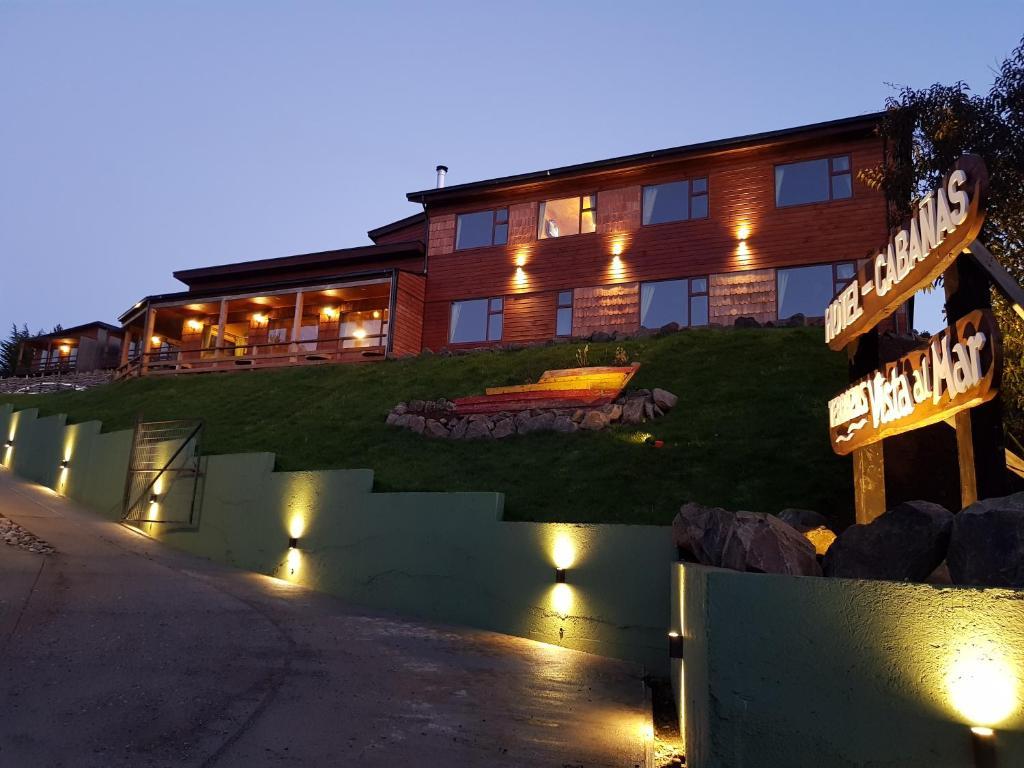 Hotel Y Cabañas Terrazas Vista Al M Ancud Chile Booking Com