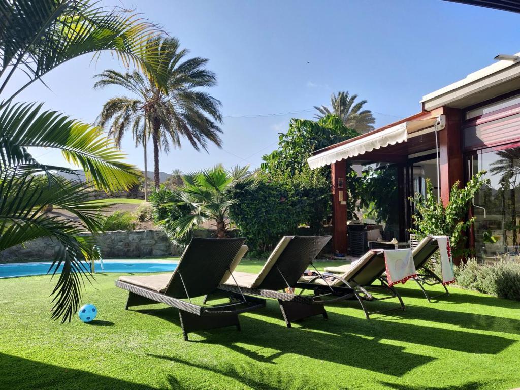 Villa Anfi Tauro Rentals (Spanje La Playa de Tauro ...