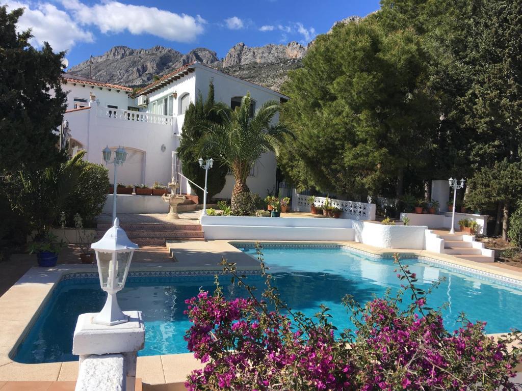 Villa Esmeralda (Spanje Altea la Vieja) - Booking.com