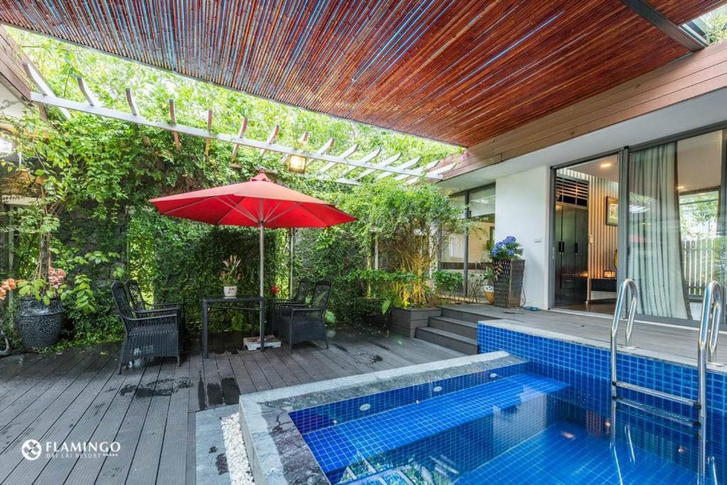 C17 Villa Flamingo Dai Lai Resort