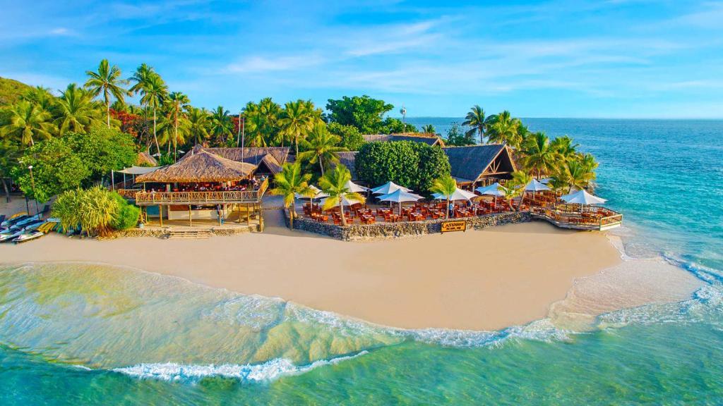 Daftar negara bebas visa dan bisa VoA untuk pemegang paspor Indonesia Castaway Island, Fiji