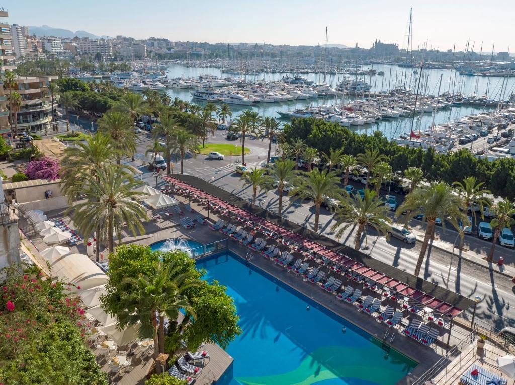 Hotel Gran Melia Victoria (España Palma de Mallorca ...