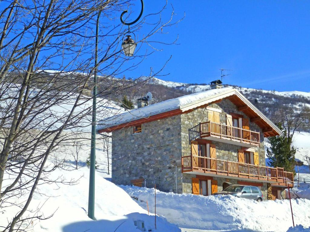 Chalet Flocon De Belleville