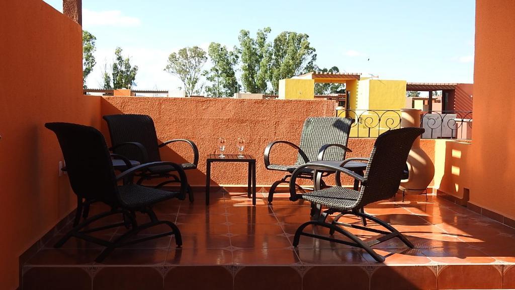 Vacation Home La Casa De Los Milagros San Miguel De Allende
