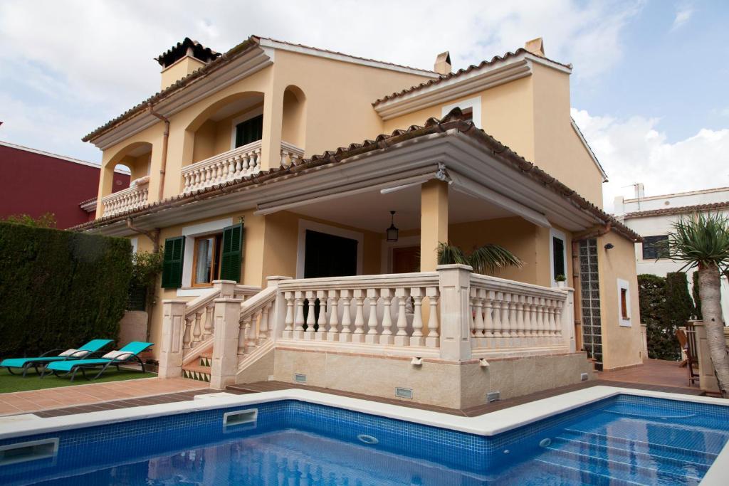 Villa Maria (Spanje Palma de Mallorca) - Booking.com