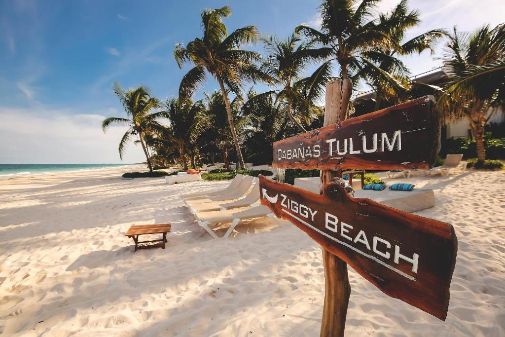 Hotel Cabanas Tulum Mexico Booking