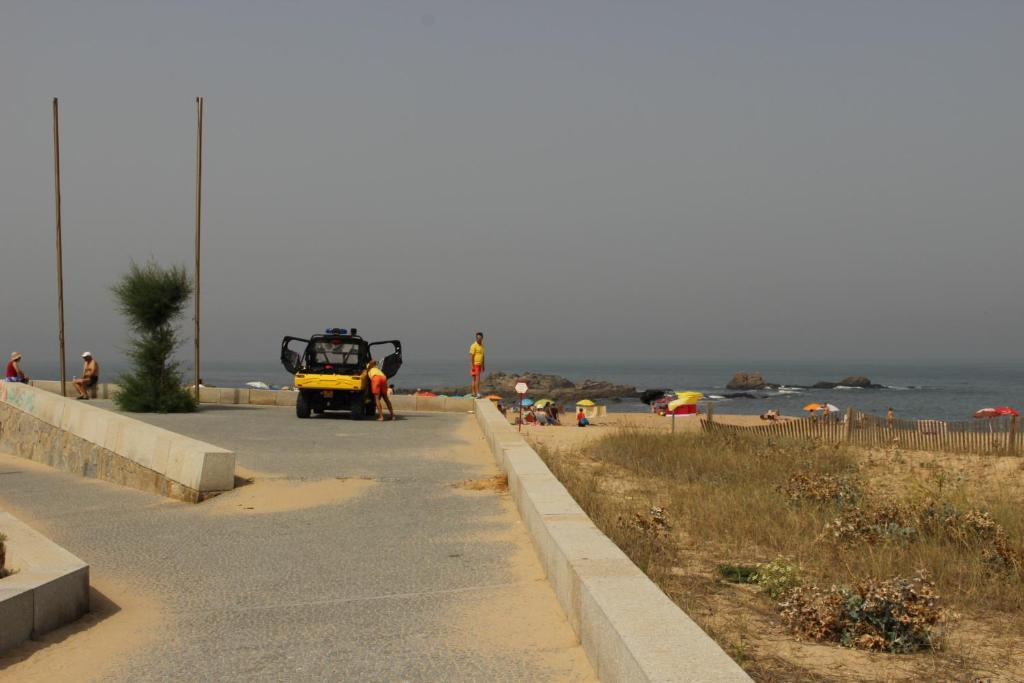 Apartamento em frente ao Mar (Portugal Perafita) - Booking.com