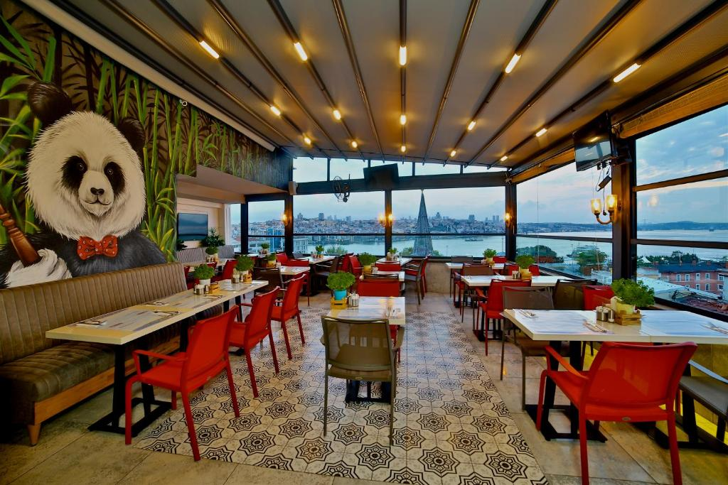 Ресторан / где поесть в Glamour Hotel Istanbul Sirkeci