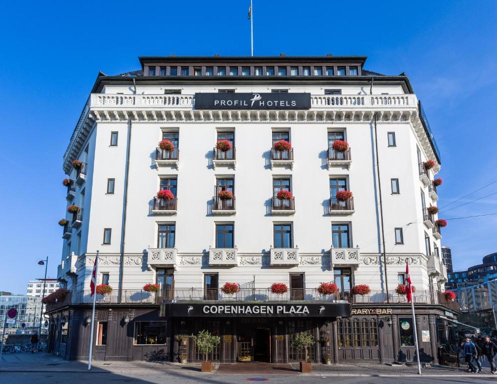 copenhagen deals hotel