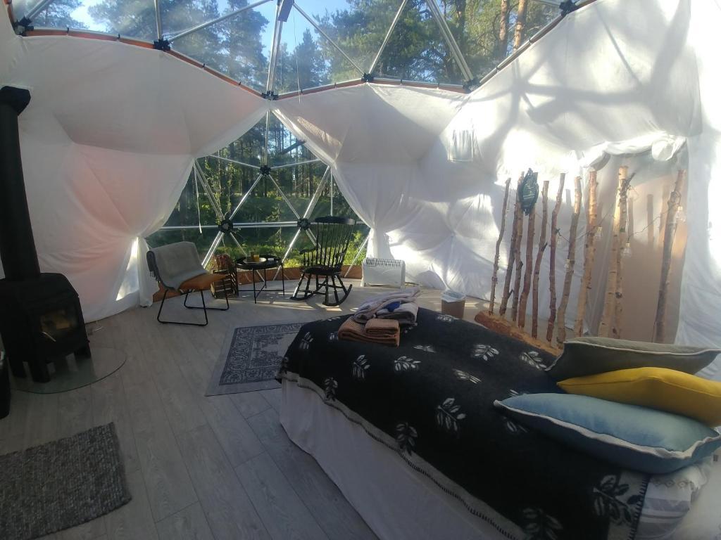 Aurora Canvas Dome (Alta) – oppdaterte priser for 2020