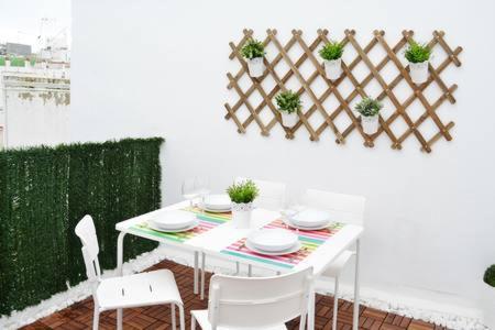 Appartement Ático Compañía (Spanje Cádiz) - Booking.com
