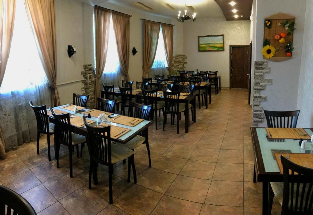 Ресторан / где поесть в Отель Кубань
