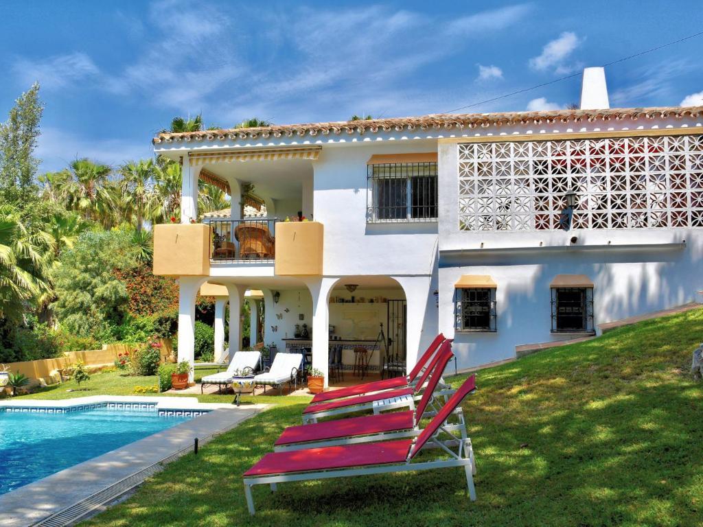Villa La Madrugada Elviria II (Spanje Marbella) - Booking.com
