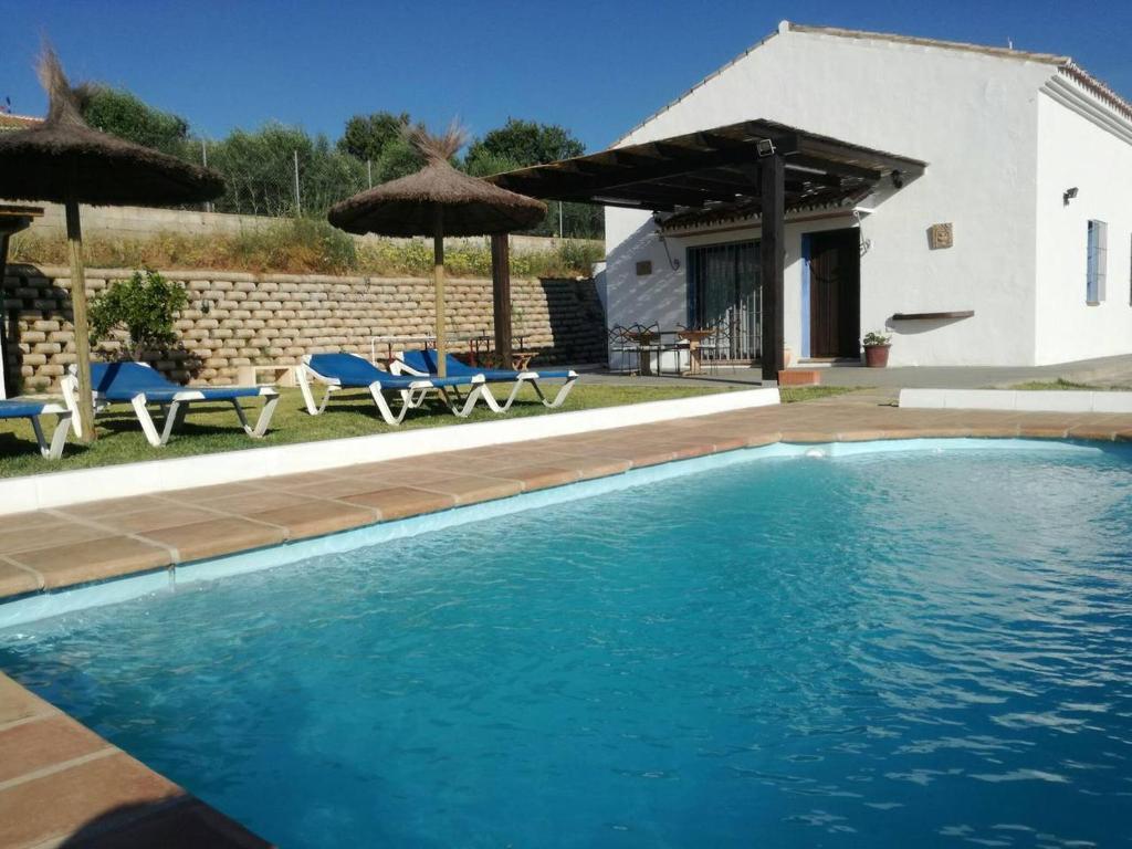 Casa de campo Casa Azul (España Mijas) - Booking.com