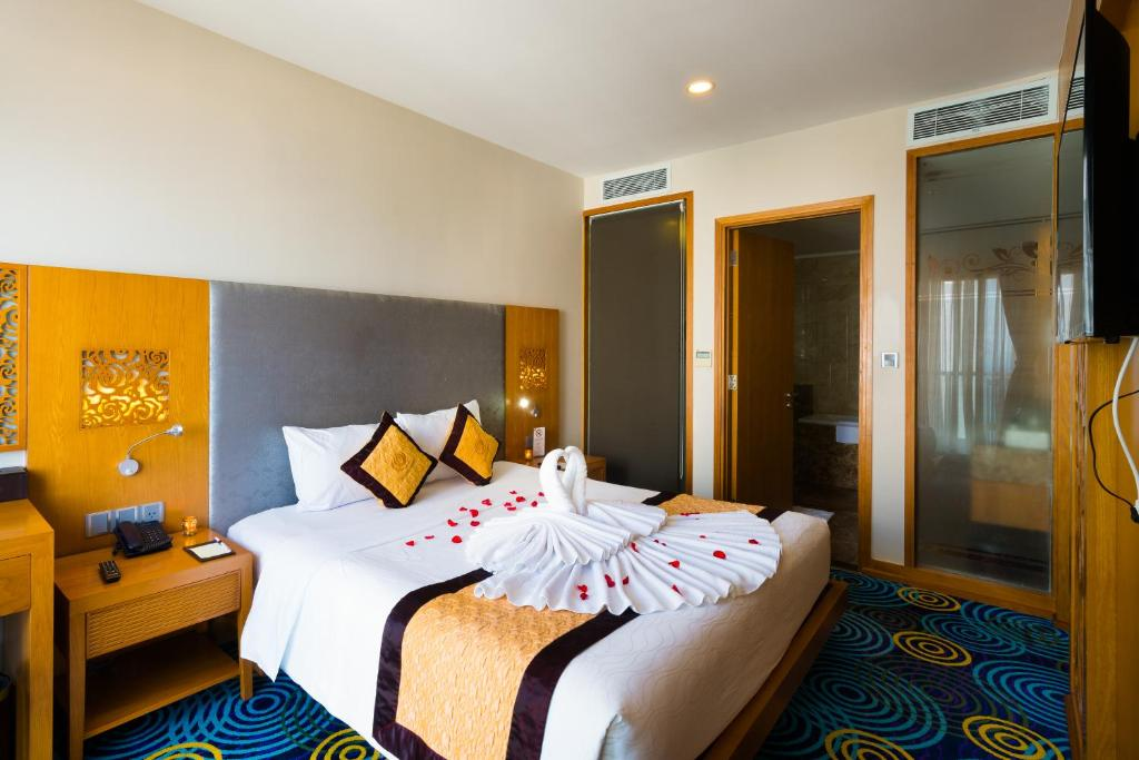 Suite 2 Phòng Ngủ có Ban Công