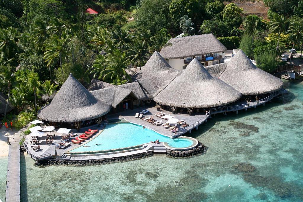Hotel Sofitel Bora Bora Marara Beach French Polynesia
