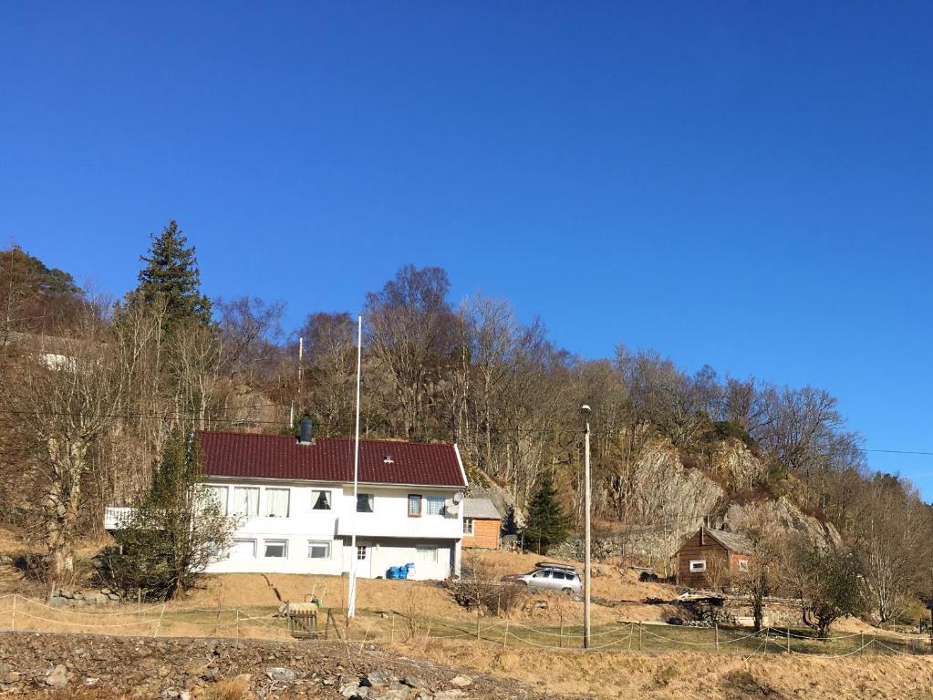 Villă Dyvik Norvegia Sagvag Booking Com