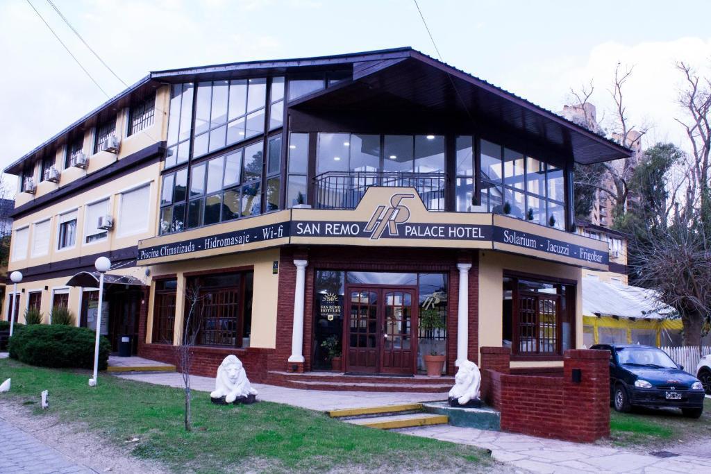 San Remo Palace Hotel (Argentina Villa Gesell) - Booking.com