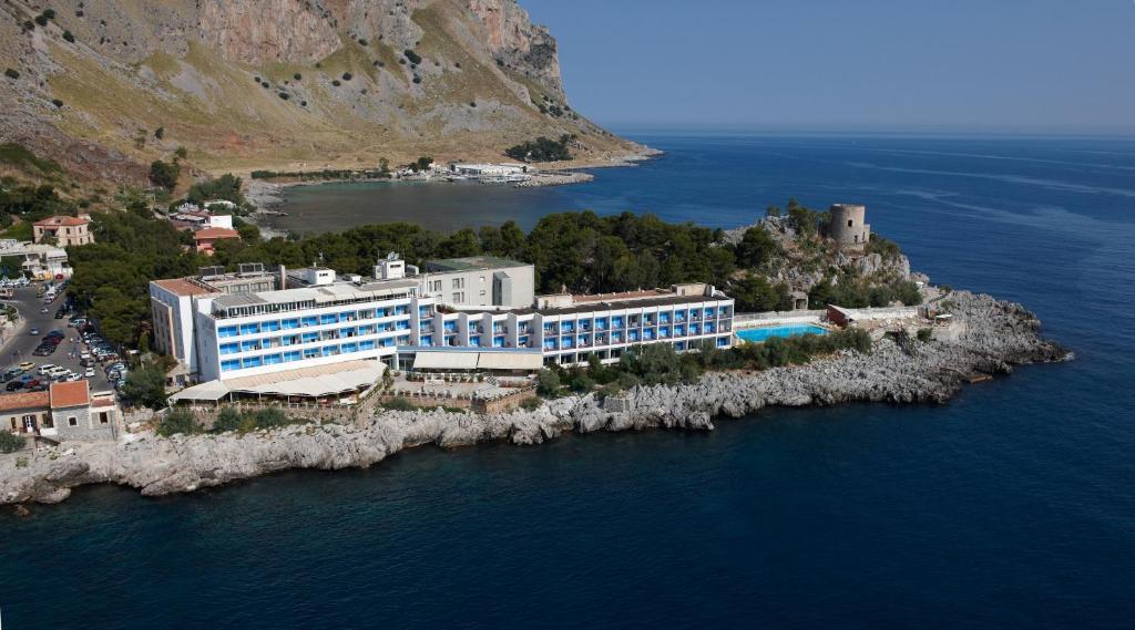 A bird's-eye view of Splendid Hotel La Torre