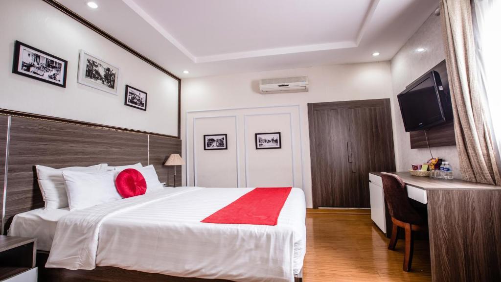 Phòng Deluxe Giường Đôi/2 Giường Đơn