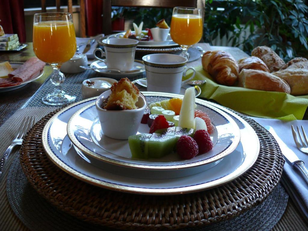 Ontbijt beschikbaar voor gasten van B&B Karels Halte