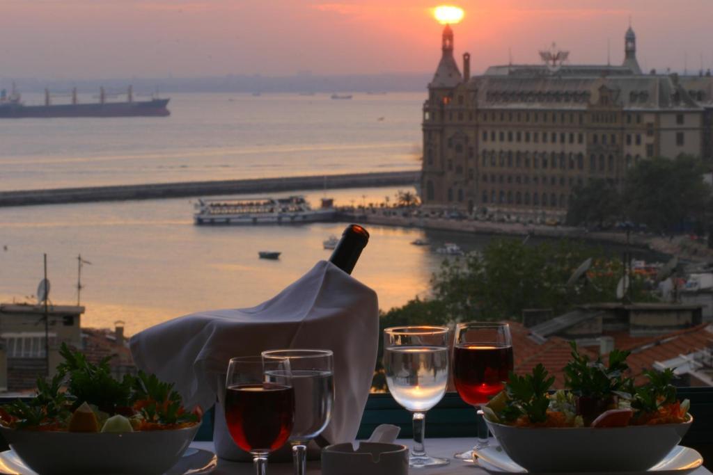 Gėrimai apgyvendinimo įstaigoje Sidonya Hotel