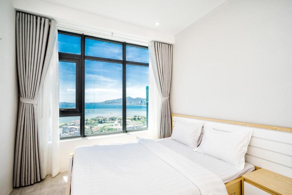 Căn hộ 2 Phòng ngủ Nhìn ra Biển