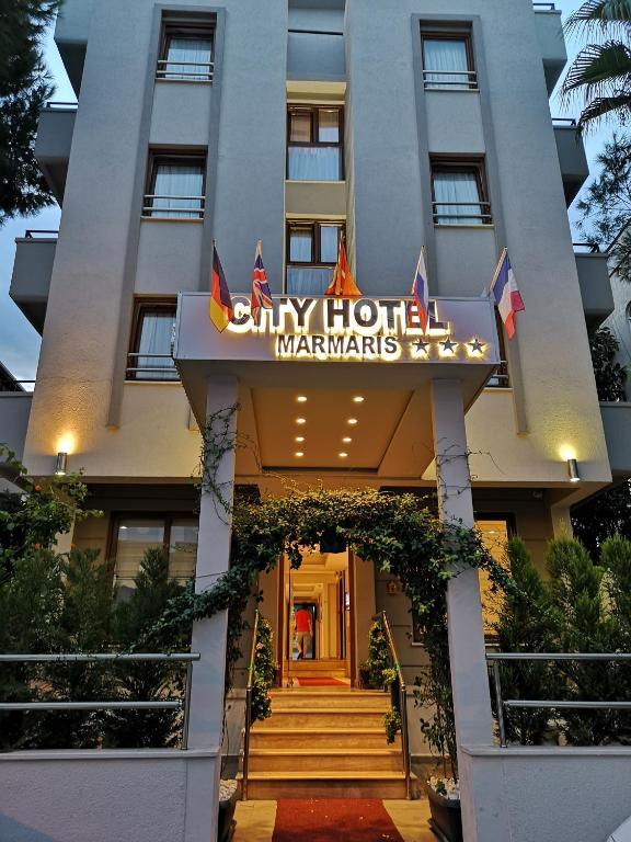 جولة لفندق سيتي مارماريس 163162652