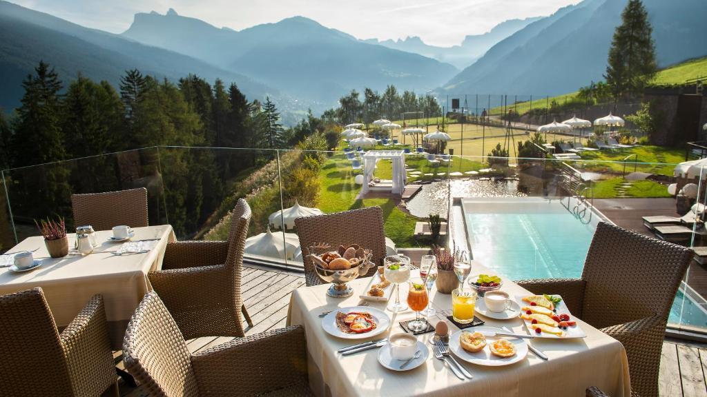 Hotel Albion Mountain Spa Resort Dolomites, Ortisei (con ...