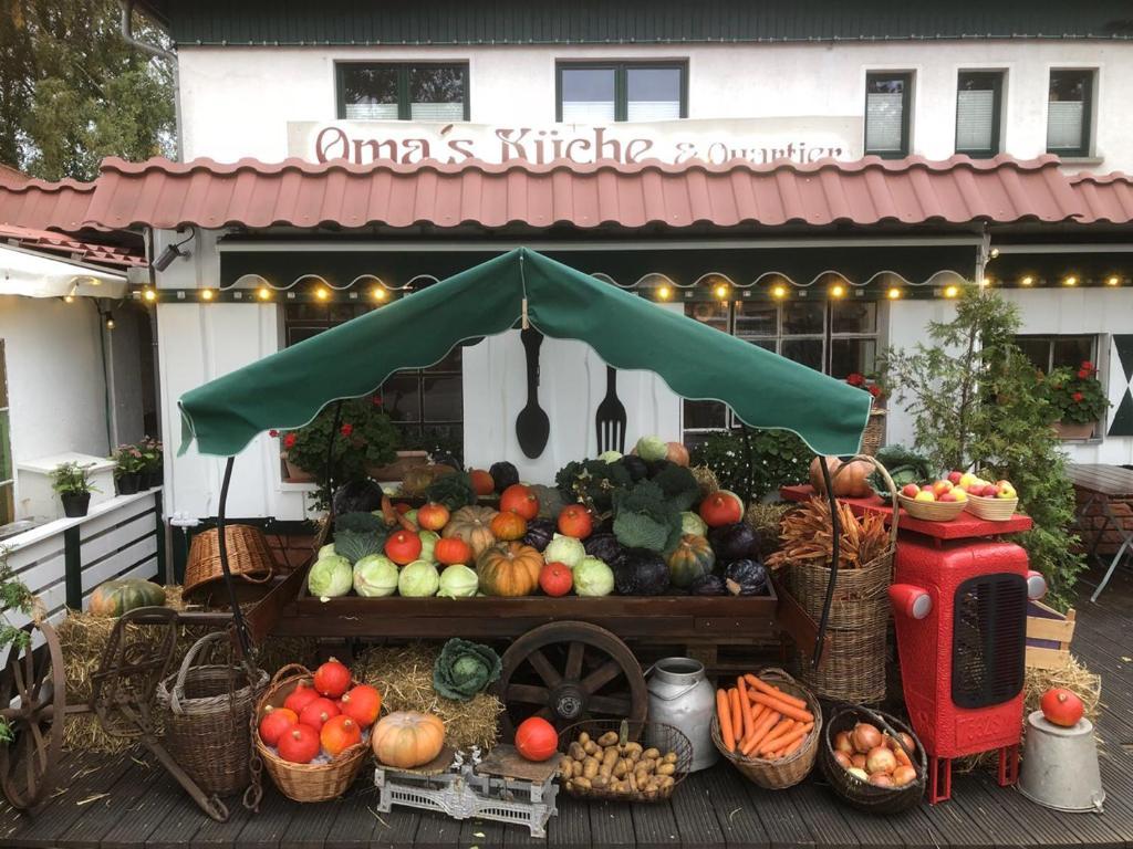 Hotel Oma\'s Küche & Quartier (Deutschland Binz) - Booking.com