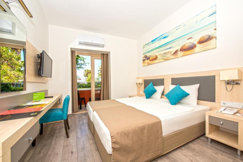 Отель пегасос клаб алания фото
