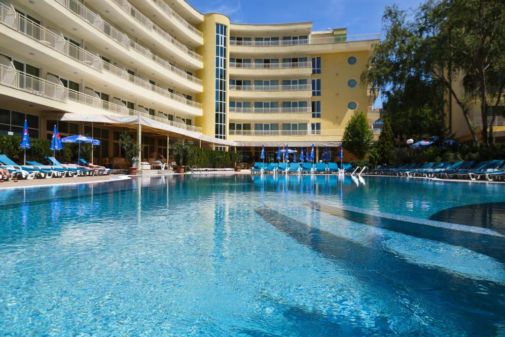 The swimming pool at or near Hotel Wela - Premium All Inclusive