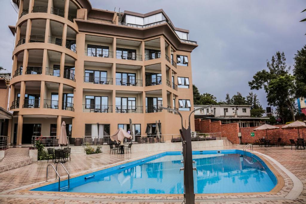 Kigali připojit