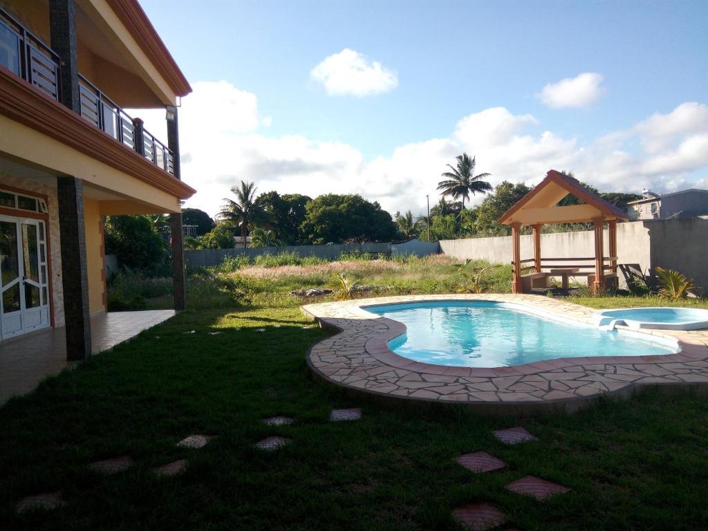 MC Villa, Beau Vallon, Mauritius - Booking.com