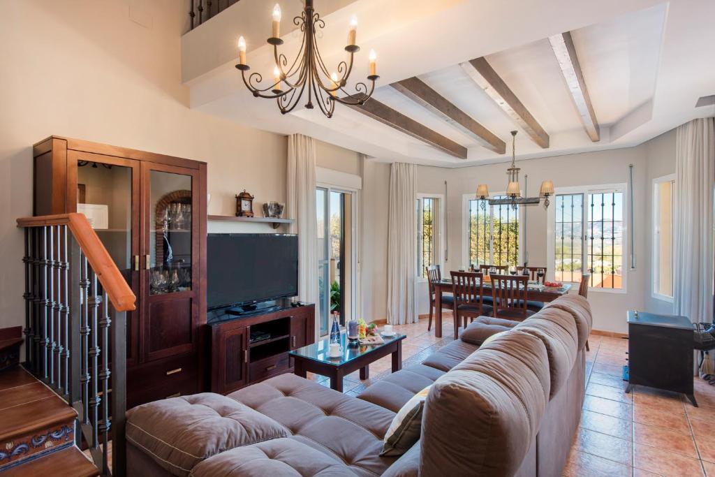 Vakantiehuis Cubo´s La Casa Grande (Spanje Cártama ...