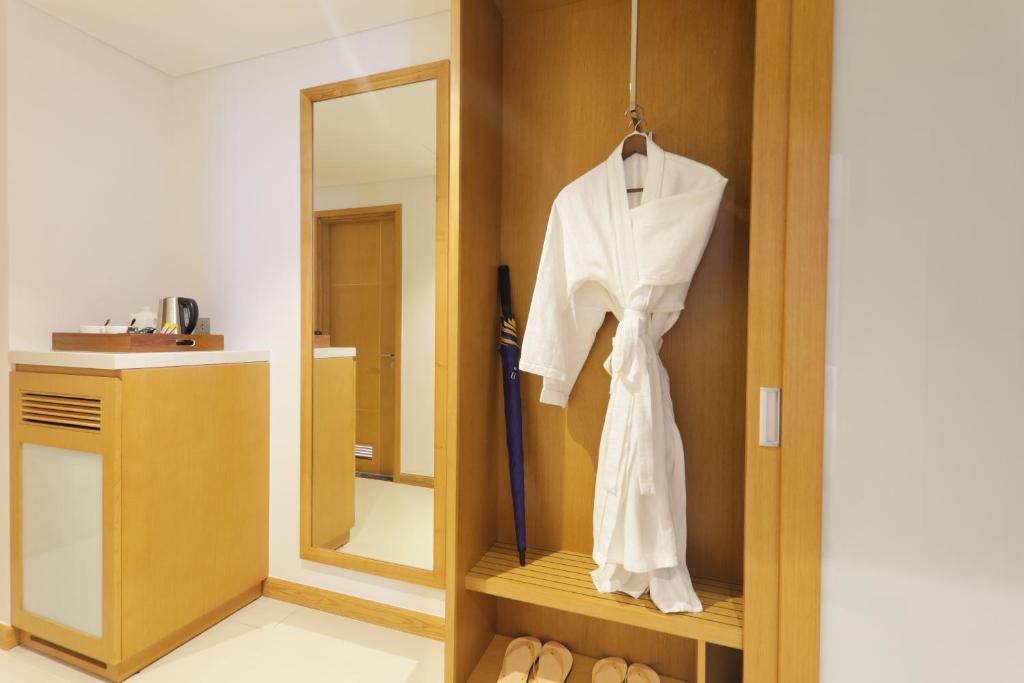 Suite Premier 2 Giường Đơn Nhìn Ra Cảnh Thành Phố